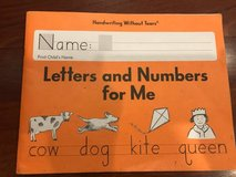 Handwriting Without Tears-Letters and Numbers (New) in Joliet, Illinois
