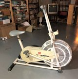 DP AIR GOMETER Exercise Bike in Plainfield, Illinois