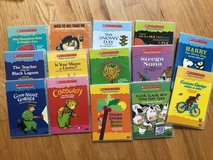 Scholastic Treasury of 100 Storybook Classics DVDs in Joliet, Illinois