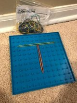 Single-Sided Geoboard 11 x 11 Pin in Joliet, Illinois