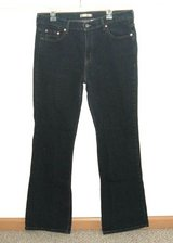 Levis 515 Boot Cut Denim Jeans Womens 14 M 14M x 32 Stretch in Chicago, Illinois