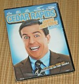 NEW Cedar Rapids DVD The Super Awesome Edition Ed Helms John C Reilly Anne Heche in Joliet, Illinois