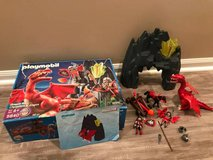 Playmobil Knights of Dragon Rock with Dragon in Naperville, Illinois