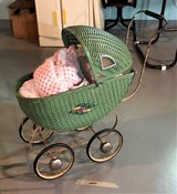 Vintage / Antique Doll Buggy / Stroller in Naperville, Illinois