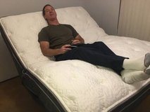 Ready for a comfortable mattress in Camp Pendleton, California