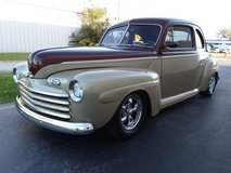 1946 FORD SUPER DELUXE RESTO-MOD FORD 302 V8 AUTOMATIC A/C PS PB PW PL in Cherry Point, North Carolina