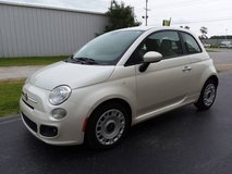 2012 Fiat 500 Sport Coupe, Automatic Trans, Bose Audio, EXTRA CLEAN! in Cherry Point, North Carolina