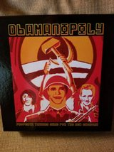 Obamanopoly new board game in Camp Pendleton, California