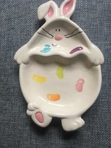 Easter Celebration by Jay (bunny candy dish) in Quantico, Virginia