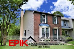 Columbia Townhome Close to Ft. Meade in Fort Meade, Maryland