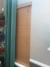 Wooden Blinds Set of 5 in Shorewood, Illinois