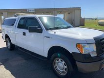 2011 FORD F150 WITH CANOPY in Fort Lewis, Washington