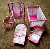 Baby Doll Furniture Set in Westmont, Illinois