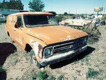 1967 chevy panel in Alamogordo, New Mexico