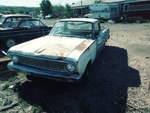 1964 ford ranchero in Alamogordo, New Mexico