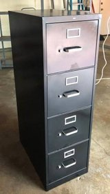 4 Drawer HON File Cabinet in Glendale Heights, Illinois