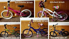 Bikes Boys and Girls in Glendale Heights, Illinois