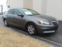2012 Honda Accord Sport Edition, 4Cyl Automatic, Leather, Alloy Wheels in Cherry Point, North Carolina