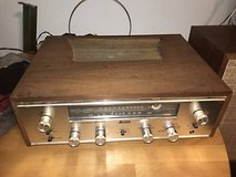 Allied 333 Tube Stereo Receiver w/ 'MAGIC EYE TUBE' in Shorewood, Illinois