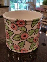 Ceramic Pot - made for Tiffany in Italy in Joliet, Illinois