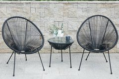 New! 3-Pcs Outdoor Patio Set FREE DELIVERY in Camp Pendleton, California