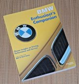 Vintage 1995 BMW Enthusiasts Companion SoftCover Manual Book by Bentley 325iC 850CSi in Joliet, Illinois