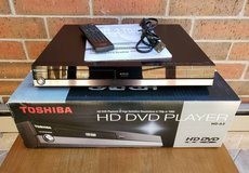 Toshiba HD A2 HD DVD Player With Remote in Chicago, Illinois