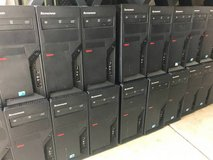 LOT OF 10 Desktops with 19-inch Monitor in Westmont, Illinois