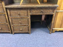 Wicker Desk in Elgin, Illinois