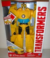 New! Hasbro Transformers Super Bumble Bee Action Figure in Orland Park, Illinois
