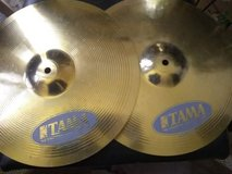"""Pair of 14"""" Tama Hi-Hat Cymbals in Glendale Heights, Illinois"""