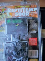 REPTITEMP 500R THERMOSTAT - NEVER OPENED in Shorewood, Illinois