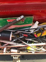 Vintage Craftsman Toolbox with Misc Tools in Fairfield, California