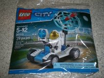 Lego #30315 Space Utility Vehicle Polybag NEW in Oswego, Illinois