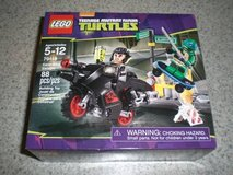 Lego #79118 TMNT Kari Bike Escape NEW in Oswego, Illinois
