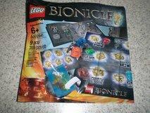 Lego #5002941 Bionicle Hero Pack Polybag NEW in Oswego, Illinois