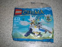 Lego #30250 Chima Ewar's Acro-Fighter Polybag NEW in Oswego, Illinois