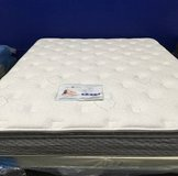 MATTRESS &/Adjustable Bed Base-LUXURIOUS COOL GEL!<!<! in Camp Pendleton, California