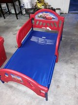 Disney Cars Toddler Bed in Houston, Texas