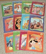 Vintage 1998 Disney Storytime Treasures Library Lot Of 12 Hardcover Childrens Books in Plainfield, Illinois