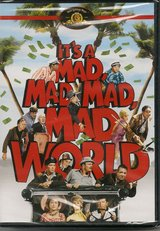 NEW It's a Mad Mad Mad Mad World DVD in Joliet, Illinois