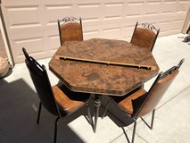 Vintage 6 Piece dining set in Fairfield, California