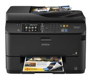 Epson Workforce Pro WF-4630 Wireless Color All-in-One Inkjet Printer in Chicago, Illinois