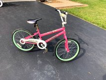 20 inch girls bike in Joliet, Illinois