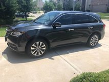 2015 Acura MDX SH-AWD in Kingwood, Texas