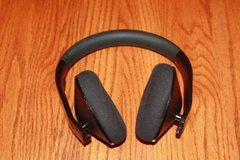 Headphones for Mowing in Spring, Texas