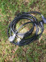 RV 30 AMP Extension Cord with 50 AMP Dog Bone in Houston, Texas