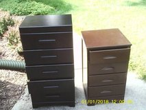 2 LO PROFILE DRESSERS USED IN A GIRLS DORM in Westmont, Illinois