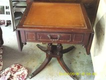 ANTIQUE SMALL DRPOP LEAF TABLE OUR PRIVATE COLLECTION in Chicago, Illinois