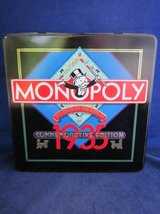 PARKER BROS MONOPOLY 1935 Commemorative Tin Edition 1985 50th Annivers in Chicago, Illinois